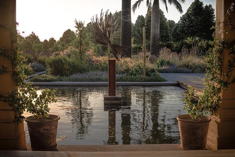 laguna natural cristobal elgueta